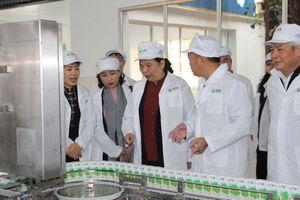 Phó chủ tịch Thường trực Quốc hội thăm và làm việc tại Sơn La