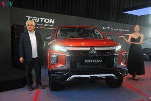 Mitsubishi Triton 2020 trang bị 12 công nghệ mới, giá 865 triệu đồng