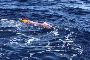 Trung Quốc thử nghiệm thiết bị lặn không người lái hoạt động ở Biển Đông