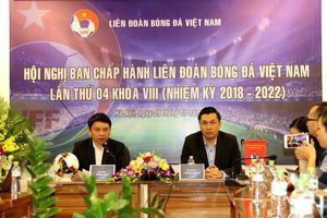 Chưa chốt ứng viên thay thế Phó Chủ tịch VFF Cấn Văn Nghĩa