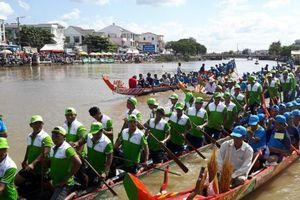 Trà Vinh: Chuẩn bị đón lễ hội Ok Om Bok
