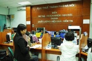 Hà Nội: Công khai 441 doanh nghiệp nợ hơn 105 tỷ đồng thuế, phí, tiền sử dụng đất