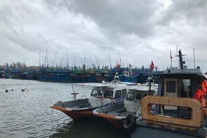Bình Định, Phú Yên, Khánh Hòa đã cơ bản hoàn tất công tác ứng phó bão số 6