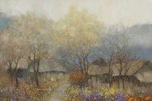 4 mùa đầy chất thơ của 3 họa sĩ Giao Mùa