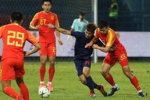 U-22 Thái bị 'ném đá' tơi tả trước thềm SEA Games 30
