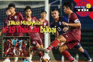 Thua Malaysia, U-19 Thái Lan bị loại; Thêm một võ sĩ Úc tử nạn