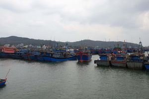 Đã liên lạc được tất cả tàu Quảng Ngãi ở Trường Sa, các tàu vùng biển Philippines