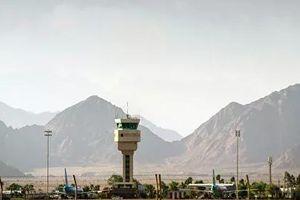 Thiết bị hạ cánh của một máy bay Ukraine bốc cháy tại Ai Cập