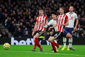 Son Heung-min ghi bàn, Tottenham vẫn sa lầy khủng hoảng