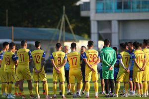HLV Park Hang Seo chia tay 5 học trò, đón viện binh từ U22 Việt Nam