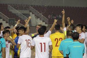 Điều kiện để U19 Việt Nam giành vé VCK U19 châu Á 2020