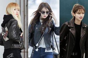 Yoona, Lisa và loạt mỹ nhân Kpop cá tính, sang chảnh nhờ chiếc áo cô gái nào cũng nên có