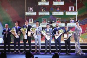 Tiền vệ Philippines: 'Quang Hải chơi bóng ở đẳng cấp khác biệt'