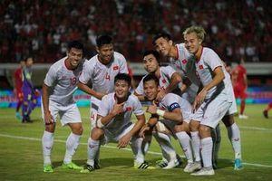 Danh sách chính thức 25 cầu thủ ĐT Việt Nam gặp UAE và Thái Lan
