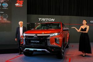 Có gì mới trên Mitsubishi Triton 2020 bản cao cấp nhất?