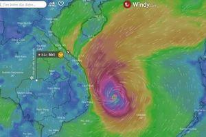 Bão số 6: Sẽ di dời hơn 180 nghìn người dân tại các khu vực nguy hiểm