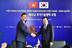 Phó thủ tướng muốn Hàn Quốc đấu thầu thăm dò, khai thác dầu khí trên lục địa Việt Nam