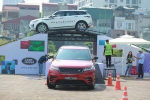 Land Rover chính thức mang những trải nghiệm Off-Road đặc biệt đến Hà Nội
