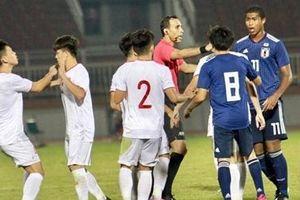 Cầm hòa Nhật Bản, Việt Nam rộng cửa vào vòng chung kết U19 châu Á