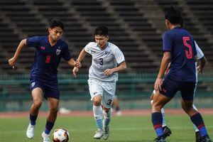 U19 Thái Lan bị loại ê chề, U19 Lào giành vé dự VCK U19 châu Á