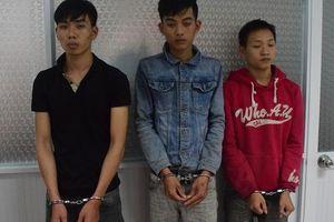 'Ăn quen, bén mùi', nhóm trộm cắp tài sản người nước ngoài sa lưới