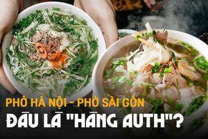 Ăn phở Sài Gòn cũng như nghe Hương Ly cover, ngon thì có ngon nhưng cửa nào bằng 'hàng chuẩn'?