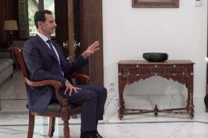 Ông Assad: Thay vì lo ngại người tị nạn Syria, châu Âu nên 'quan tâm' đến đồng minh thánh chiến