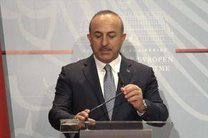 Thổ Nhĩ Kỳ tuyên bố 'ngăn chặn' kế hoạch của Israel thành lập 'nhà nước khủng bố' ở Bắc Syria