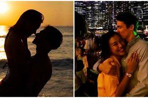 Hành trình 2 năm yêu của Á hậu Hoàng Oanh và bạn trai ngoại quốc