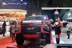 Mitsubishi Triton 2020 có giá lăn bánh bao nhiêu?