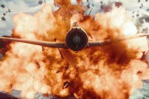 Phim về chiến tranh Mỹ - Nhật bất ngờ lên ngôi đầu phòng vé