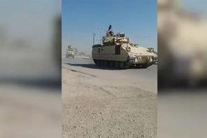 Mỹ liên tục đảo quân, chơi bài ngửa ở Syria?