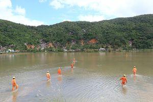 Phú Yên huy động tối đa nguồn nhân lực khắc phục sự cố điện