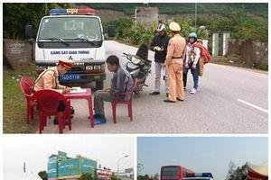Các địa phương đẩy mạnh đảm bảo trật tự an toàn giao thông cuối năm