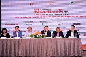 Gần 13.000 vận động viên sẽ tham gia Giải Marathon quốc tế TP Hồ Chí Minh Techcombank 2019