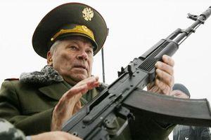 100 năm ngày sinh 'huyền thoại của huyền thoại' - cha đẻ súng trường AK-47