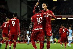 Đả bại Man City, Liverpool tiến một bước dài tới ngôi vương