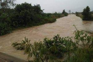Đắk Lắk: Mưa gió hoành hành, nhiều nhà cửa, hoa màu bị chìm trong biển nước