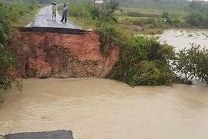 Cảnh báo nguy cơ vỡ đập thủy lợi 700.000m3 nước tại Đắk Lắk