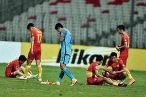 U19 Trung Quốc chính thức bị loại, chuyển thấp thỏm đợi chờ cho Campuchia