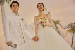 Đông Nhi - Ông Cao Thắng tung clip đám cưới ngọt ngào, lãng mạn và cảm động
