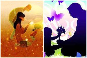 Phật dạy: Con cái đến với cha mẹ cũng là do loại 4 nghiệp duyên tích từ kiếp trước