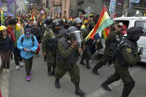 Đại sứ quán một số nước tại Bolivia bị các nhóm đối tượng tấn công