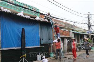 EVN sẽ cơ bản khôi phục cấp điện do ảnh hưởng bão số 6 trong ngày 11/11