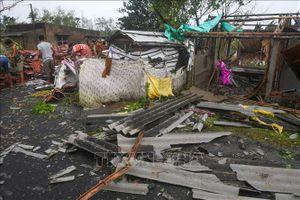 17 người chết, mất tích do bão Bulbul tại Bangladesh