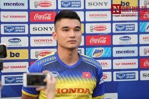 Hậu vệ Lê Văn Đại: 'Tôi đang hòa nhập rất tốt và sẽ cố gắng cạnh tranh vị trí chính thức'