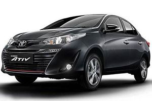 Toyota Vios 2020 tiết kiệm xăng giá 380 triệu 'quyết đấu' Hyundai Accent, Honda City
