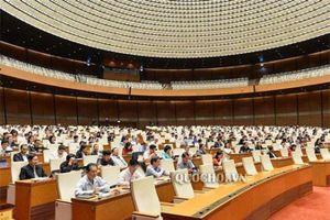 Biểu quyết thông qua Nghị quyết về kế hoạch phát triển kinh tế - xã hội năm 2020