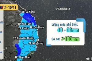 Cảnh báo mưa lũ, sạt lở đất ở Tây Nguyên và Đông Nam Bộ