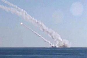 Tên lửa hành trình 3M-54 Nga trút đòn thù vào phiến quân